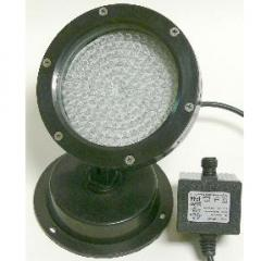 144 RGB LED Submersible Light