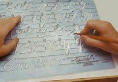School Rite Handwriting Guides