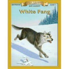 White Fang Book, Jack London Book