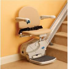 Bruno Stair Lifts Electra-Ride III Curved Rail