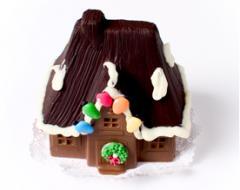 Chocolate Holiday Home