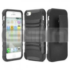 Latest 3-IN-1 Spacesuit Case for iPhone 5