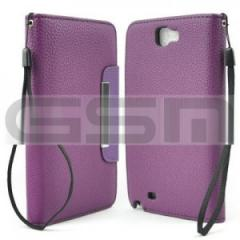 Wallet design Leather Cover for Samsung Galaxy