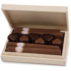Valentines Cigars and Hearts