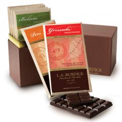 Single Source Dark Chocolate Bars