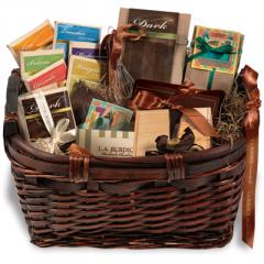 Ultimate Chocolate-Lover's Basket