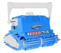 Robotic Swimming Pool Cleaner, Aquabot Turbo T4RC