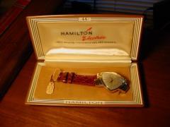 New Stock 14K Hamilton Ventura