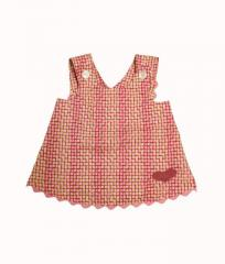 Hearts for Haiti Pinafore