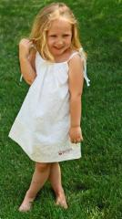 Chocolate Soup (Hearts for Haiti) White Pillow Case Dress