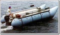 23' Snout Rig Boat