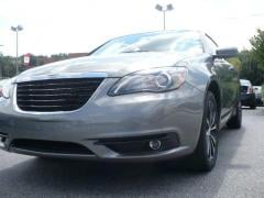 Chrysler 200 S Convertible Car