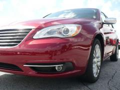 Chrysler 200 Limited Sedan Car
