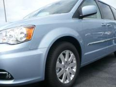 Chrysler Town & Country Touring Van Passenger