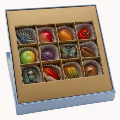 Ghyslain's Signature Hand-Painted Chocolates