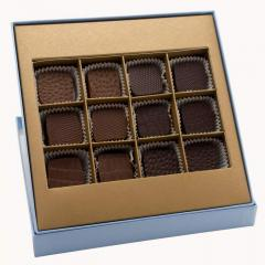 Collection de Caramel Chocolates