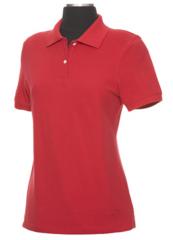 Callaway Women's Classic Pique Polo Shirt