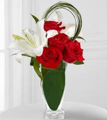 Pure Passion Bouquet by FTD