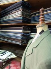 Custom-Made Men's Clothing at Baumans