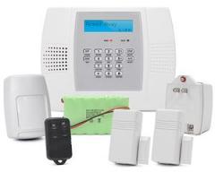 Intrusion Alarm Bundles System