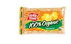 Organic - Case popcorn