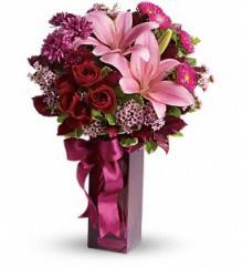 Teleflora's Fall in Love Bouquet