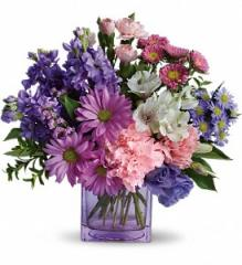 Heart's Delight Bouquet by Teleflora