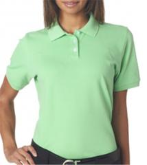 Ladies' Classic Platinum Polo Shirt