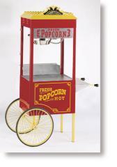 T-3000 Antique Popcorn Machine