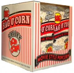 Case 8ct/22oz Big Bag O-White Corn