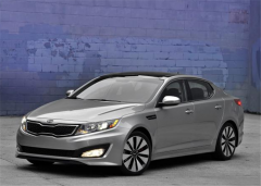 Kia Optima 4dr Sdn SX Car