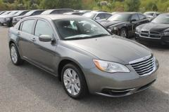 CHRYSLER 200 4dr Sdn Touring Sedan Car