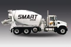 Conventional Series II Truck Mixers