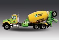 Booster Series II Truck Mixer