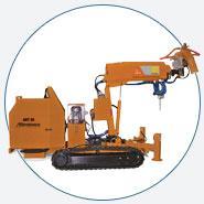 Putzmeister SPM 307 Robotic Nozzle Manipulator