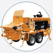 Concreting Machines BSA 100