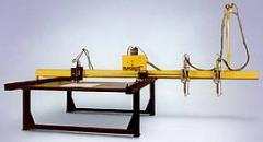 Silhouette 1000 is a cantilever cutting system