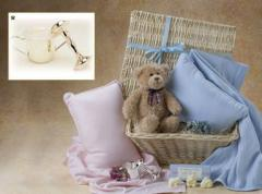 Medium Baby Gift Basket