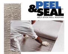 Peel & Seal Insulation Material