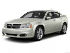 Dodge Avenger SE Sedan Car