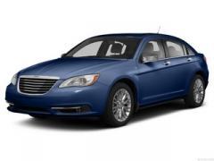 Chrysler 200 Touring Sedan Car