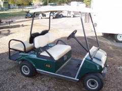 Club Car 4 Passenger
