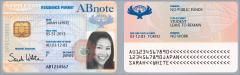 National ID Programs Card