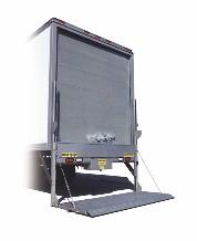 Medium Duty Series AR Medium RailTrac Liftgate