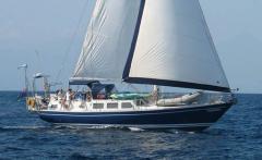45' Bruce Roberts Cutter Yacht