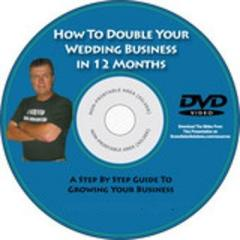How to Double Your Wedding Business-DVD