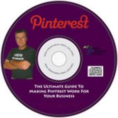 Pinterest-Audio CD
