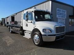 New Car Carriers 2013 Freightliner M-2 E Cab
