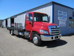 2013 Hino 258 Chevron Chevron LCG 12 Truck