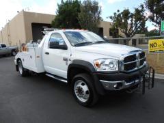 2010 Dodge 4500 Vulcan 881 Truck